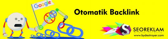 Otomatik Backlink