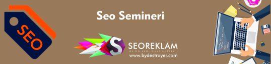 Seo Semineri