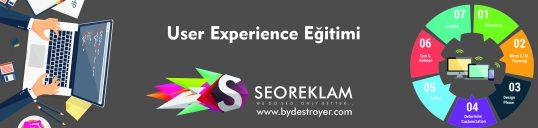 User Experience Eğitimi