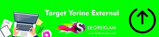 Target Yerine External