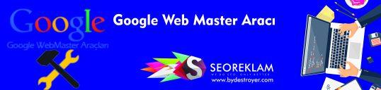 Google Webmaster Aracı