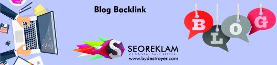 Blog Backlink