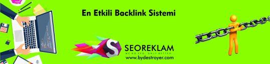 En Etkili Backlink Sistemi