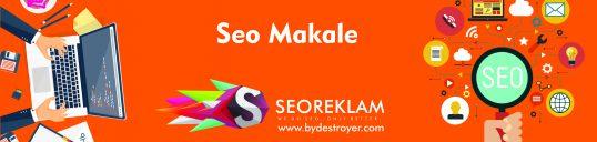Seo Makale