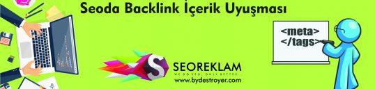 Seoda Backlink İçerik Uyuşması