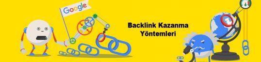 Backlink Kazanma Yöntemleri